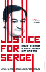 Justice for Sergei Magnitsky