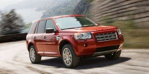 Land Rover Freelander 2 owned by Artem Kuznetsov's mother
